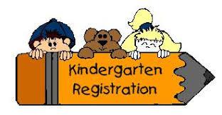 Kindergarten Registration/Registro De Kindergarten